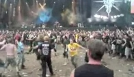 Extreme Mosh Pit and Wall Of Death