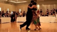 Fabian Peralta and Virginia Pandolfi Grand - Tango Salon