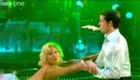 Final Brian Fortuna and Kristina Rihanoff
