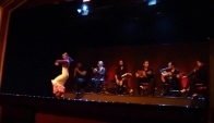 Flamenco dance show in Barcelona