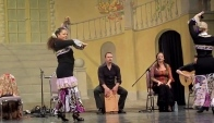 Flamenco dance with song