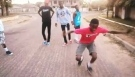 Flo InC-jerkin in F A M E Ii Gh Best Dance Crew