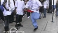Footwork in Downtown Chicago part 1