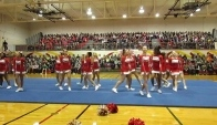 Fphs cheerleading first day assembly hip hop dance
