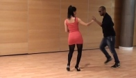 Frank Santos and Julie Camous- Bachata dominicana