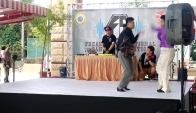 Freakz International Dance Competition Waacking