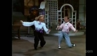 Fred Astaire and Ginger Rogers Tap Dance