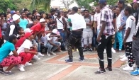 Freestyle Dance KRUMP- Canchas
