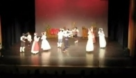 French Folk dance Bourre Gannatoise Auvergne