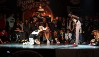 Funk stylers vol locking battle final