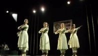 Fusion through kathak dance form