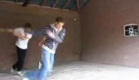 Gays dancing Jumpstyle