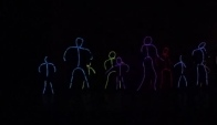 Glowstick Dance - Studio Via