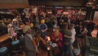 Happy Endings Harlem Shake