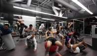 Harlem Shake Gym Edition