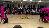 Harvard High School Cheerleading Dance Routine