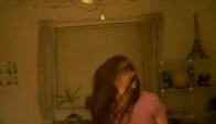 Girl Headbanging
