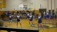 Hey Micky cheerleading dance