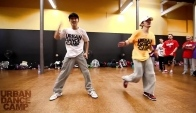 Hilty and Bosch Let's Locking Urban Dance Camp