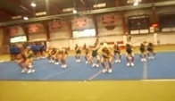 Hip Hop Cheer Dance - Cheerleading dance