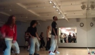 Hip Hop Dance - New Style - Don't Touch Me Busta Rhymes