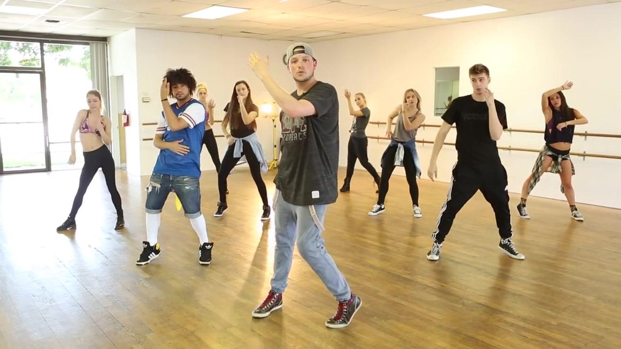 Hip -hop -Types of Dance