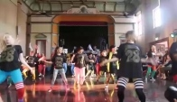 Hiphop Waacking Dancehall