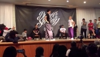 Hoan vs Dassy Popping SemiFinals Dance Society Vol