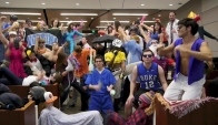 Hopkins Med students do the Harlem Shake