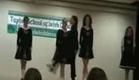 Hornpipes - Taylor School of Irish Dance