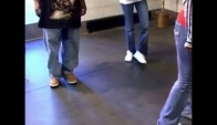 How To Chicago Footwork Juke A Must See