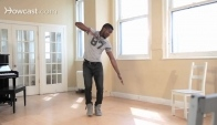 How to Do a Simple Step for Beginners Step Dance