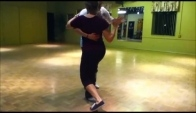 Improv Blues Dance Demo - David Ward and Maria Ford