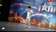 Incroyable talent russe robot dance pro