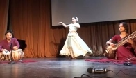 Indian classical dance Kathak by www