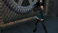 Industrial Dance In Second Life