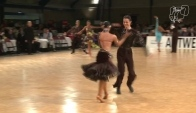 Int Open Lat Antwerp The Final Cha Cha Cha
