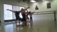 Intermediate Acro dance