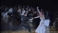 International Ballroom Rumba - Bryan Watson and Carmen Vincelj