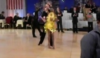 International Open Silver Cha Cha Cha