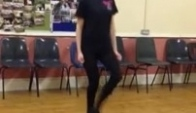 Irish dancing Hornpipe -  Irish dance