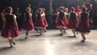 Irish set dance St Patrick's day