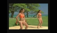 Island Girl Workout - Hula Abs and Buns Full Dvd