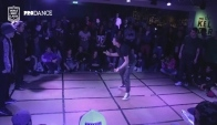 Issue and Code vs Tawfiq and Koko Final World BBoy Classic Holland Qualifier