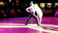 James and Ola Jordan Rumba to Fields of Gold Dancing Blackpool Tower Ballroom