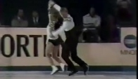 Jayne Torvill and Christopher Dean - Osp Paso Doble Wc Ice Dance