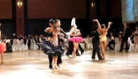 Jefferson Pimentel and Natalie Tjokro - th Spore Int'l Ballroom Championships - Rumba Sf
