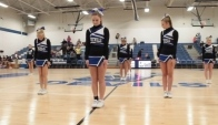 Jellico High School Cheerleaders