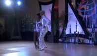 Jhon and Yudi th World Salsa Championships
