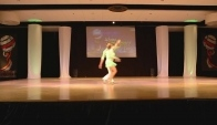 Johana Vazquez and Jon Jairo Rodriguez Colombia - World Latin Dance Cup Cabaret Couple- rd pl